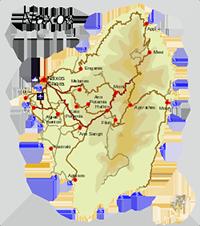 Naxos-map