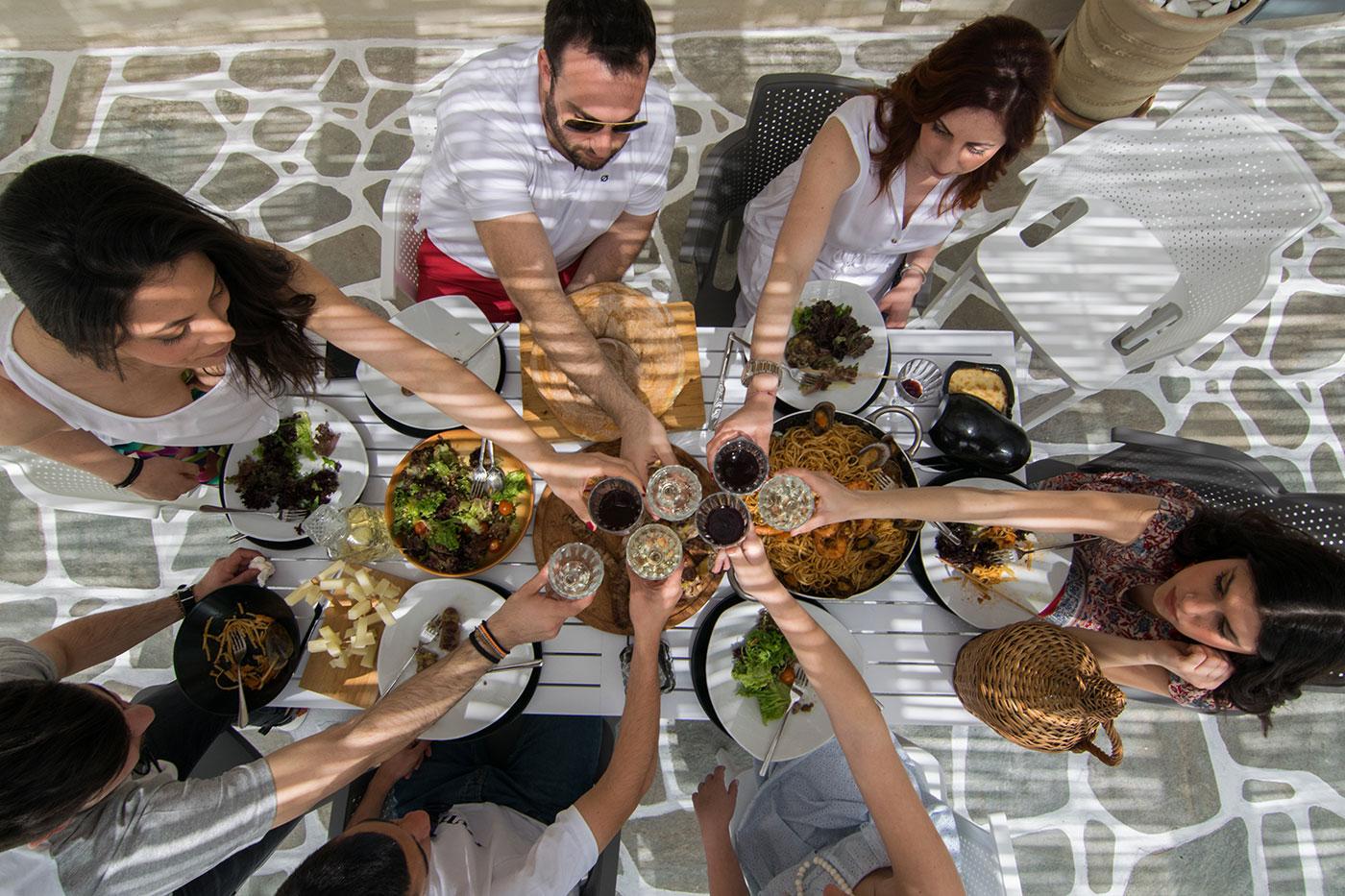 archetypo-villas-and-suites-naxos-food